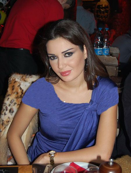 فول آلبوم عکس های سیرین عبدالنور خواننده لبنانی