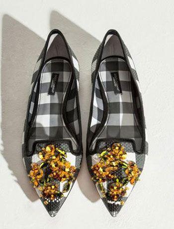 ژورنال کفش سنتی زنانه و دخترانه مدل ایتالیایی
