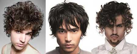 کدام مدل مو به صورت شما می آید؟ (ویژه پسران و مردان)