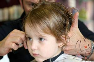 آموزش اصولی آرایش و اصلاح موهای کودک