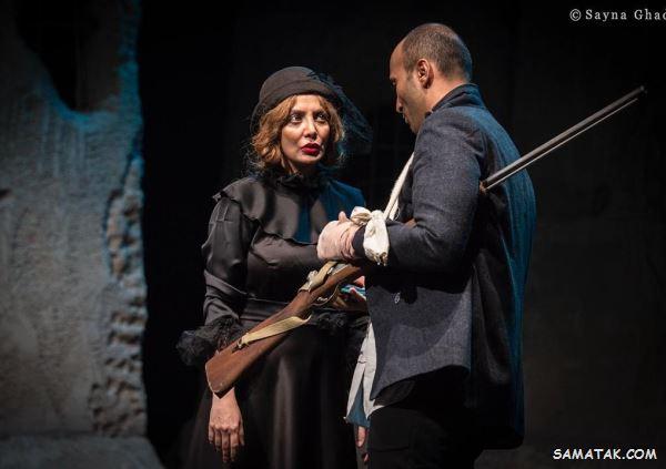 بیوگرافی رویا میرعلمی و همسرش + عکسهای اینستاگرام