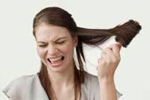 آموزش اصولی شانه کردن صحیح مو