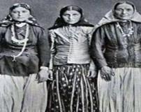 عکس دختران پولدار و قرتی دوره قاجار