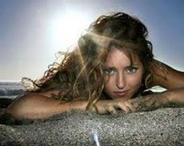 کلکسیون عکسهای دختران زیبا با مایو لب دریا