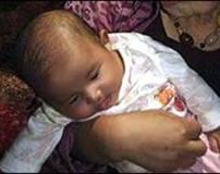 نوزاد مرده ای که پس از سه روز در قبر زنده شد