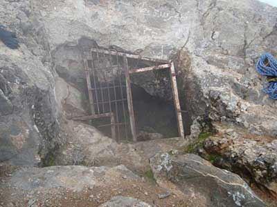 غار زرین رود زیباترین غار تفریحی زنجان + تصاویر