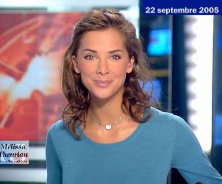 بیوگرافی میترا طاهری مجری ایرانی در شبکه خبر فرانسه + تصاویر