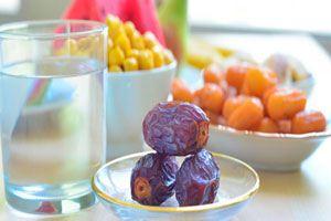 در ماه رمضان چجوری وزن کم کنیم؟