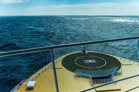 آغاز به کار زیباترین و بزرگترین کشتی مسافربری دنیا + تصاویر