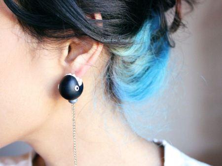 زیباترین گوشواره های ناز و خوشگل دخترانه
