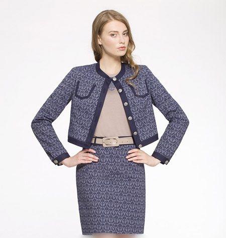 عکس کت و دامن های زیبا مناسب خانم های 40 تا 70 سال