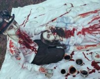 عکس های ترسناک از زامبی شدن کودکان