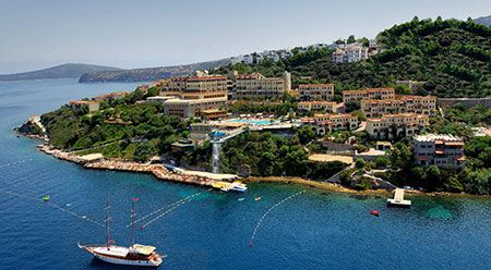 زیباترین شهرهای تفریحی و توریستی ترکیه (عکس)