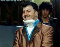 هومن حاج عبدالهی (رحمت) در پایتخت
