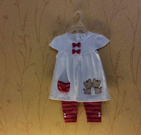 کلکسیون پیراهن تابستانی دختر بچه های 3 تا 7 ساله