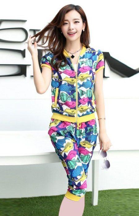 مدل های تابستانه لباس راحتی دخترانه