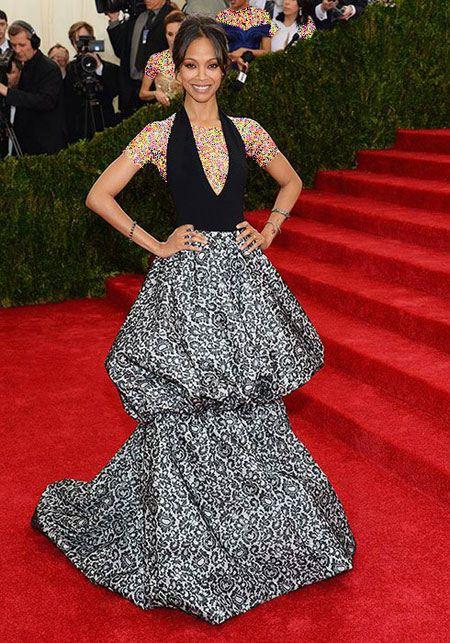 بدترین و زشت ترین مدل لباس های ستارگان زن هالیوود