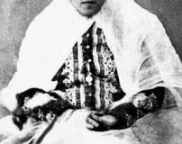 عکس خفن امین اقدس سوگلی تپلی ناصرالدین شاه