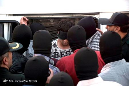 سه مرد تجاوزگر به زنان در کرج اعدام شدند (عکس18+)