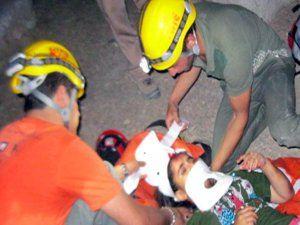 سقوط دختر نوجوان از قله کوه صفه در اصفهان