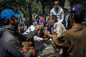 عصبانی ترین استان های ایران به ترتیب میزان خشم