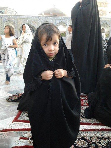 آلبوم عکس بامزه ترین نی نی های ایران