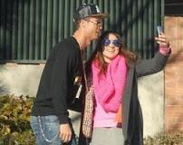 پیامک های عاشقانه رونالدو به آلین لیما مدلینگ استرالیایی
