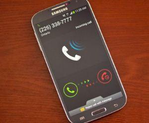 تنظیم کلید HOME برای پاسخ به تماس در گوشی سامسونگ