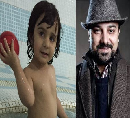 عکس بچه های کوچولو و دوست داشتنی بازیگران