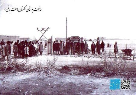 عکس های قدیمی و تاریخی از شهرهای ایران