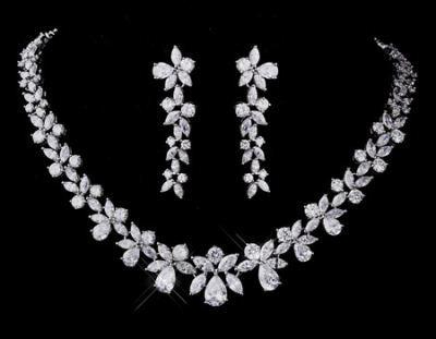 کلکسیون سرویس جواهرات گران قیمت