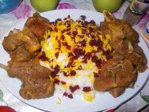 طرز تهیه چلو گوشت و پلو ماهیچه در منزل