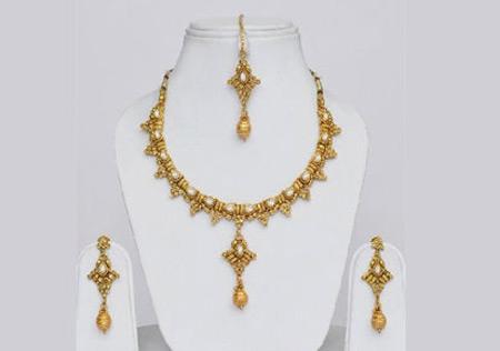 شیک ترین مدل های سرويس طلا و جواهرات
