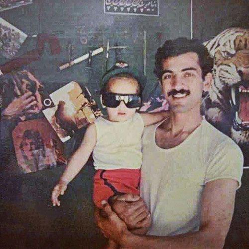بیوگرافی بهادر زمانی به همراه آلبوم تصاویر