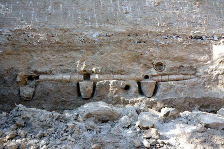 سیستم جالب لوله کشی قدیمی آب در ایران
