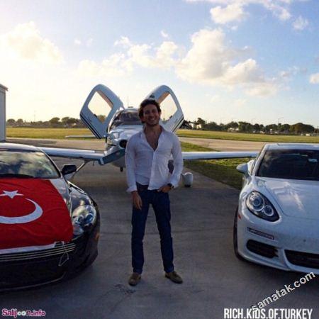 عکس های تماشایی از زندگی بچه پولدارهای ترکیه