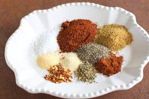 طرز تهیه ادویه مکزیکی تاکو