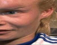 چهره وحشتناک دختر کشتی گیر اهل نروژ