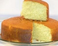 طرز تهیه کیک اسفنجی خانگی