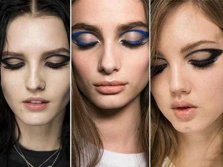 عکس دختران خوشگل با چهره های لایت و غلیظ