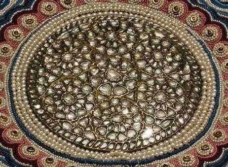 زیباترین فرش ابریشمی جهان + تصاویر