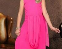 تصاویر مدل های لباس مجلسی هندی مخصوص دختر بچه ها