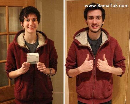 دختر نوجوانی که تغییر جنسیت داد و پسر شد + تصاویر