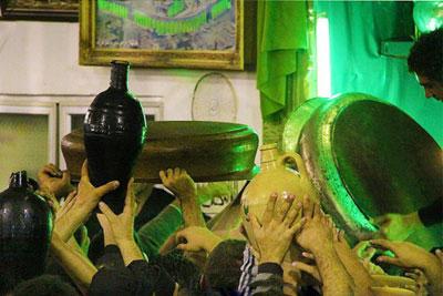 آداب و رسوم مردم ایران در روز تاسوعا و عاشورا