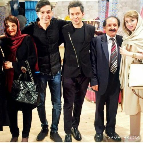 ازدواج شهنام شهابی با دختر مورد علاقه اش + عکس همسرش