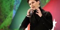 مدیر و طراح نرم افزار تلگرام + تصاویر