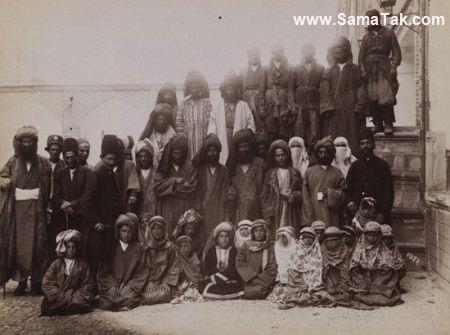 آداب و رسوم عزاداری محرم و عاشورا در دوره قاجار + تصاویر