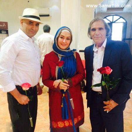 بیوگرافی و تصاویری از علیرضا مسعودی (مشهدی)