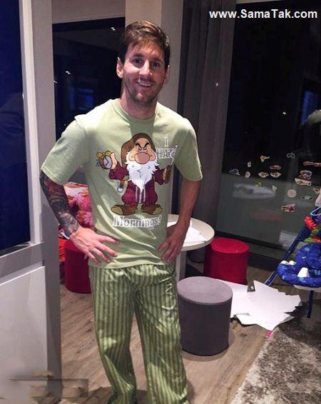 کلکسیون عکس های جدید لیونل مسی 2016