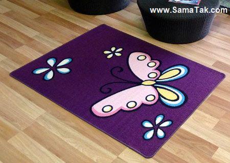 مدل های جدید قالیچه و فرش اتاق کودک